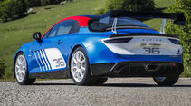 Alpine A110 Rally Kundensport Modell 2019