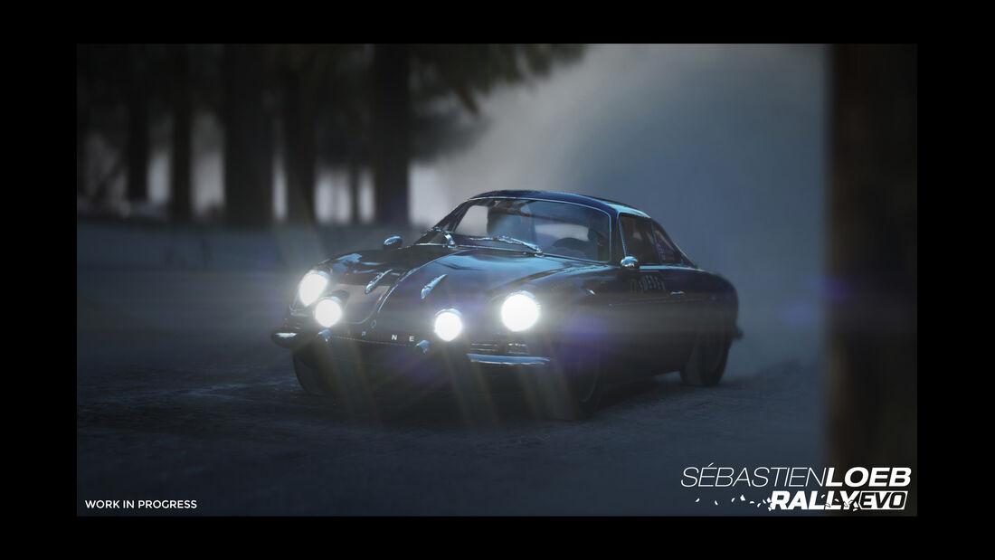 Alpine A110 - Screenshot - Sebastien Loeb Rally Evo