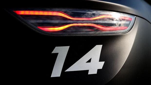 Alpine A110 Trackside Cars