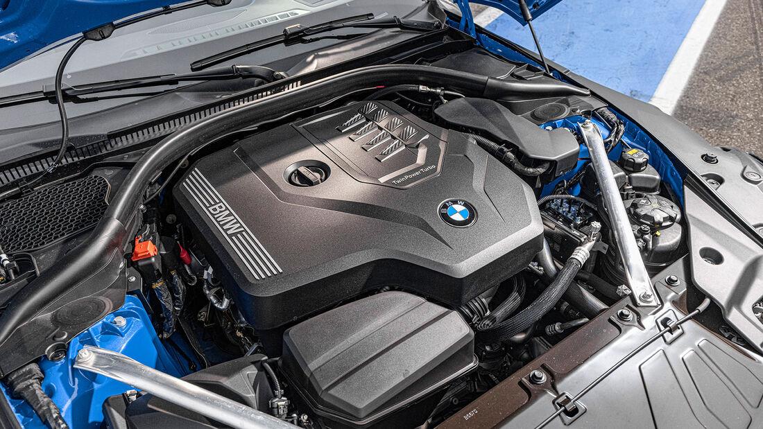 Alpine A110 gegen BMW Z4 Vergleichstest, ams 0221