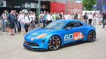 Alpine Celebration Show Car - Le Mans 2015 - Renault