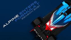 Alpine - F1 - Formel 1 - Teaser
