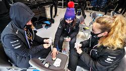 Alpine F1 Team - Formel 1 - GP Belgien - 29. August 2021
