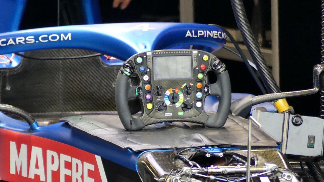 Alpine - Formel 1 - GP Niederlande - Zandvoort - 2. September 2021