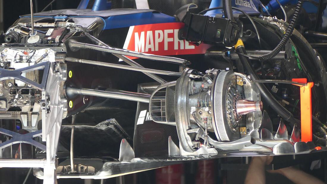 Alpine - Formel 1 - GP Spanien - Donnerstag - 6.5.2021