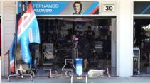 Alpine - Formel 1 - GP Ungarn - Budapest - Donnerstag - 29. Juli 2021