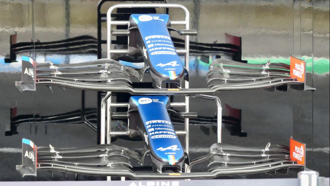 Alpine - GP Belgien - Spa-Francorchamps - 26. August 2021