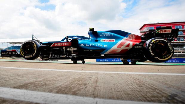 Alpine - GP England 2021