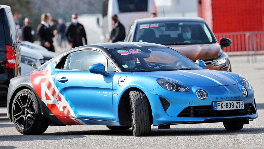 Alpine - GP Portugal - Portimao - 1. Mai 2021
