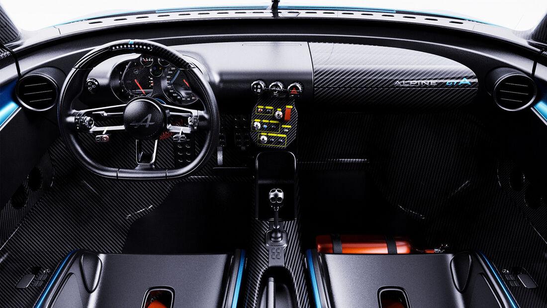 Alpine GTA Design Concept