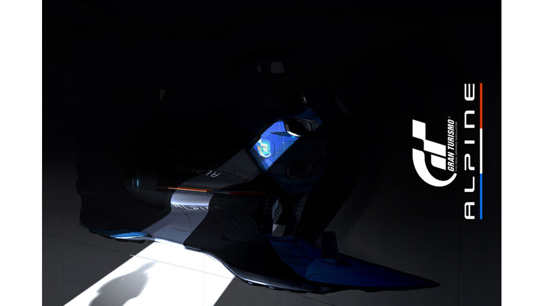 Alpine Gran Turismo 6