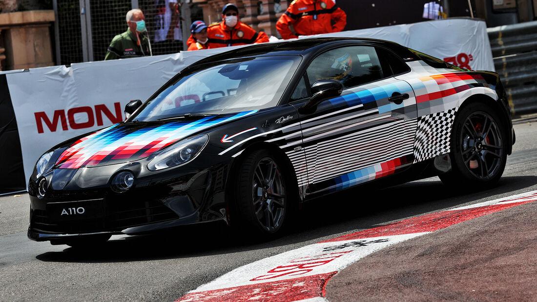 Alpine - Luxusautos - Formel 1 - GP Monaco - 21. Mai 2021