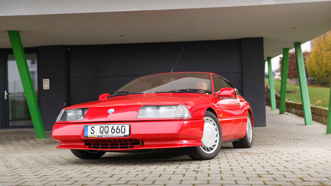 Alpine V6 Turbo, 1990