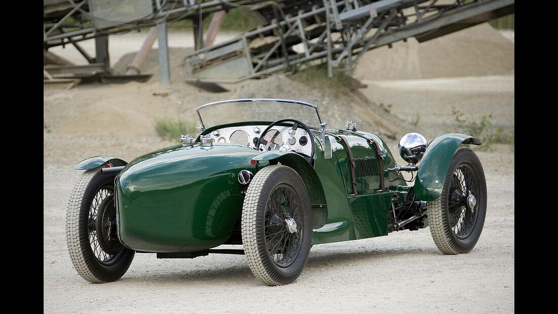 Alta 1100 Le Mans Sport