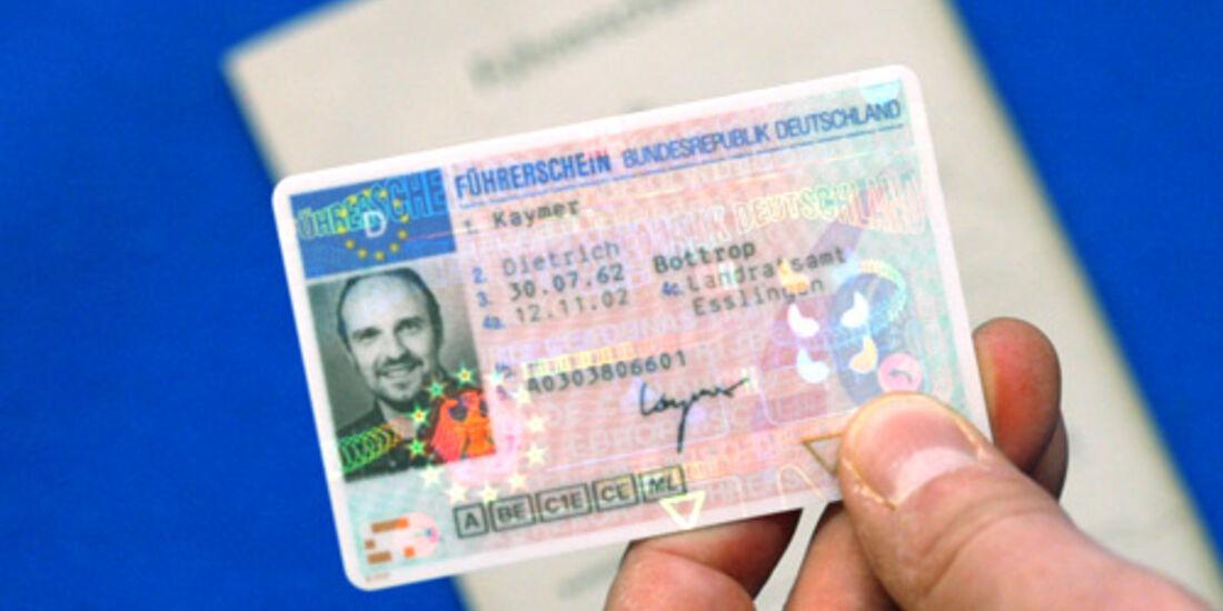 Führerschein Neuregelung Das ändert Sich Ab Januar 2013 Auto