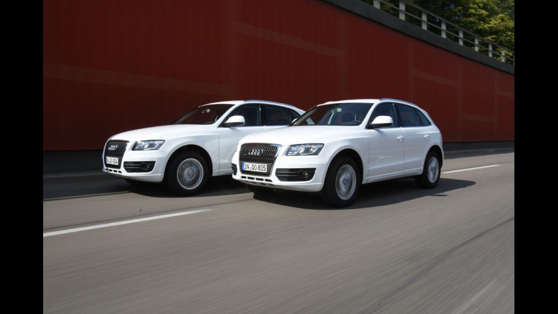 Alternativen Schaltgetriebe, Audi