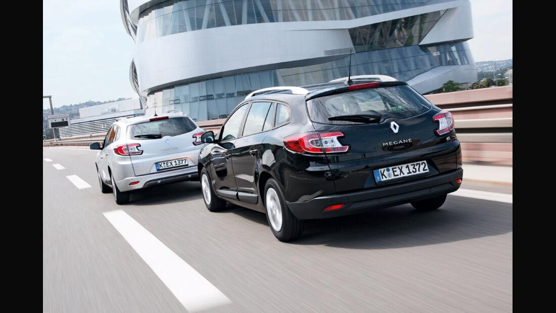 Alternativen Schaltgetriebe, Renault Megane