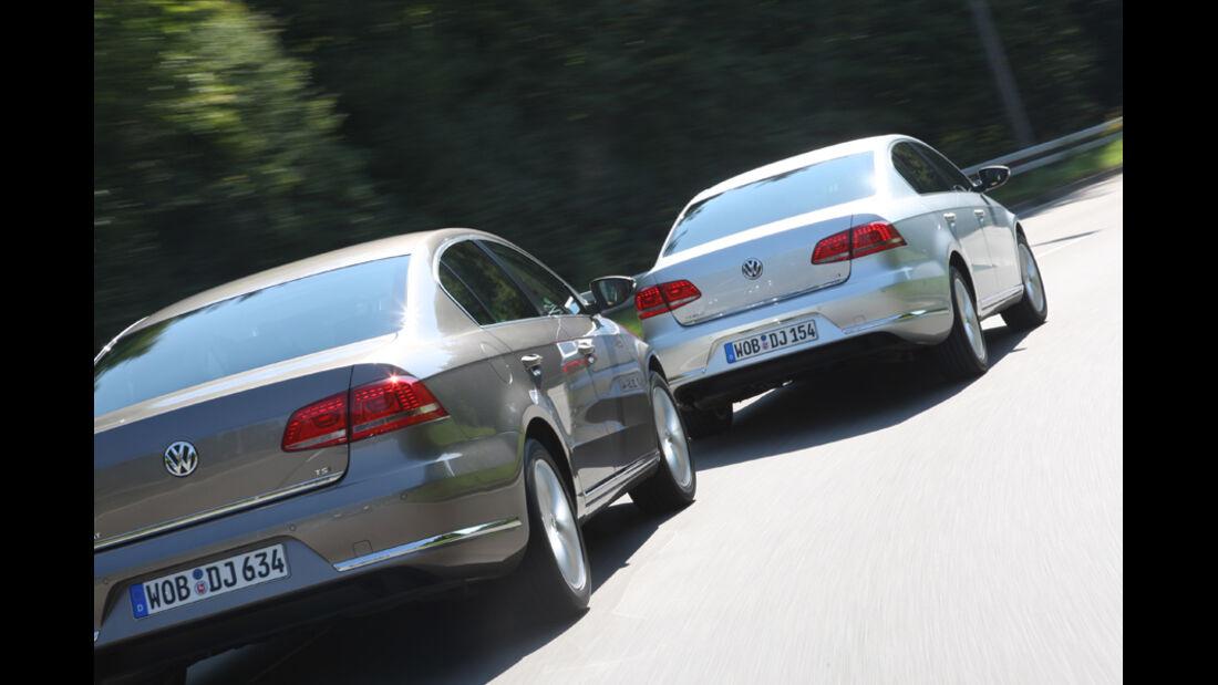 Alternativen Schaltgetriebe, VW Passat