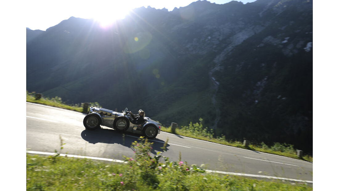 Alvis Special 4,3 Litre -  Silvretta Classic 2010
