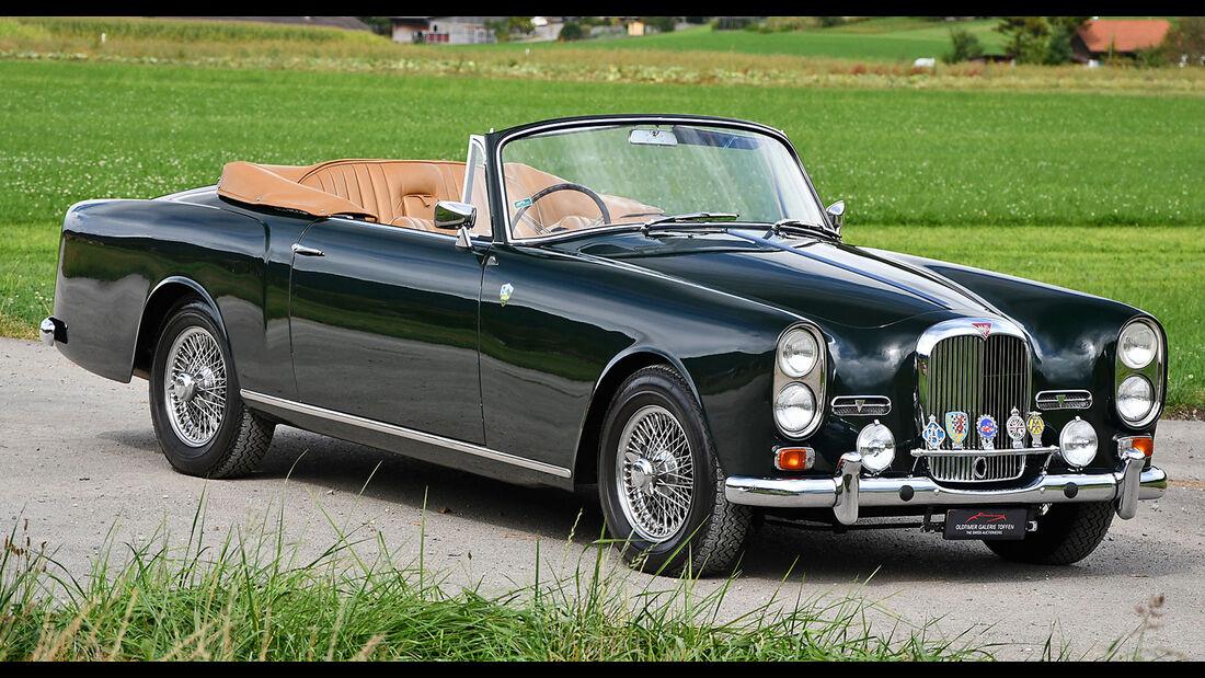 Alvis TE21 Drophead Coupe (1965)