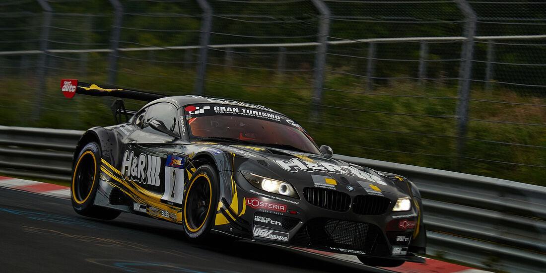 Alzen BMW Z4 GT3  - VLN Nürburgring - 5. Lauf - 5. Juli 2014