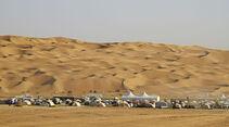 Amadeus Matzker auf der Abu Dhabi Desert Challenge