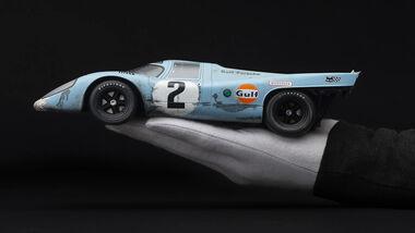 Amalgam Porsche 917K Modellauto