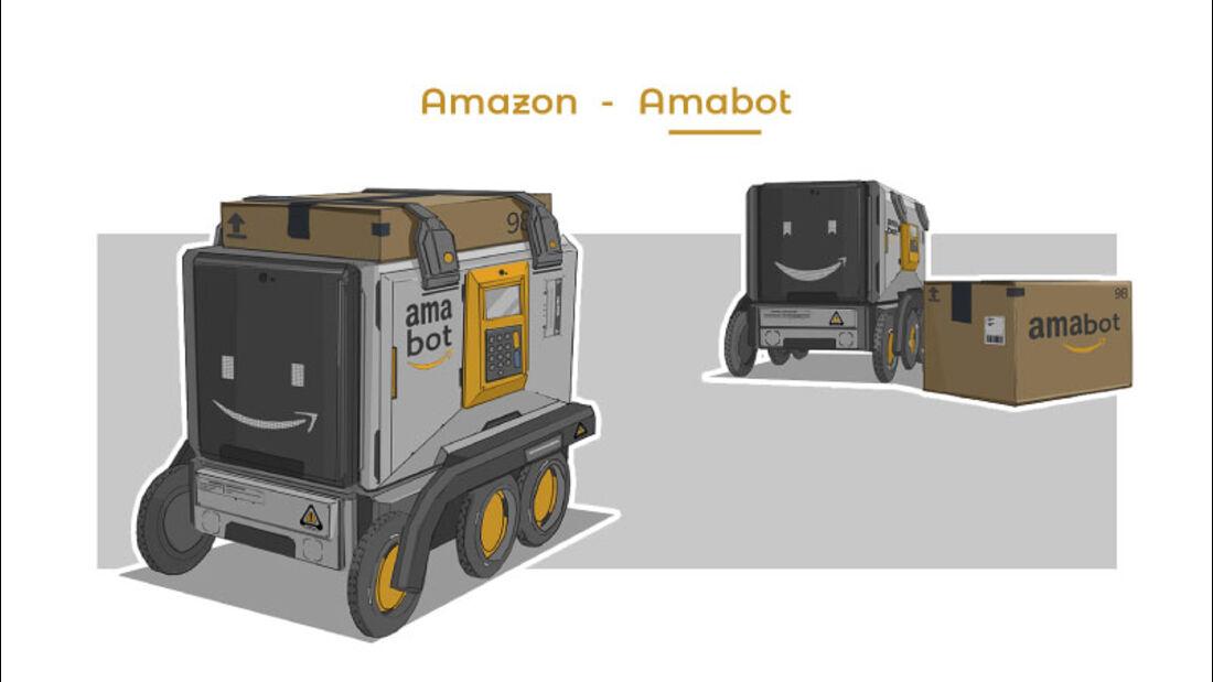 Amazon Ama-Bot