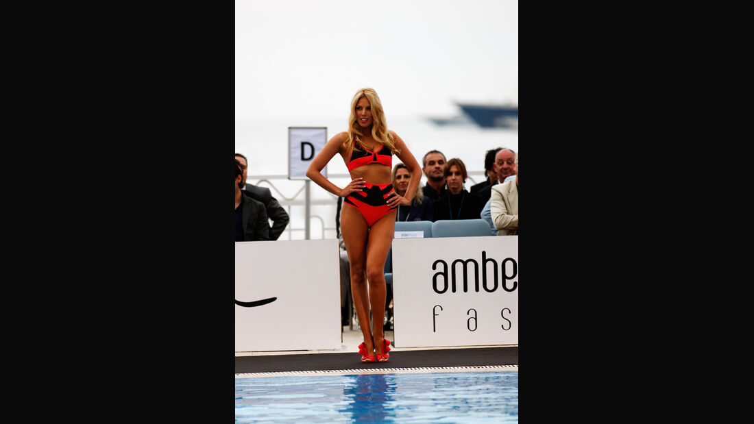 Amber Lounge Fashion Show - GP Monaco 2012