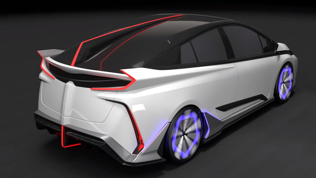 Ambivalent RD Prius PHV Concept