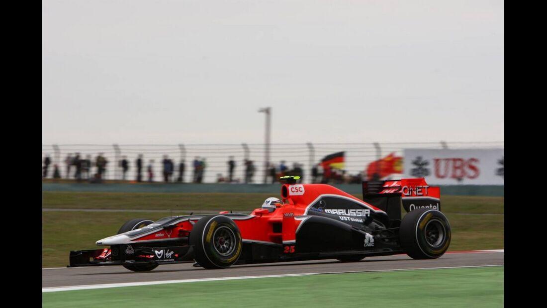 Ambrosio Formel 1 GP China 2011
