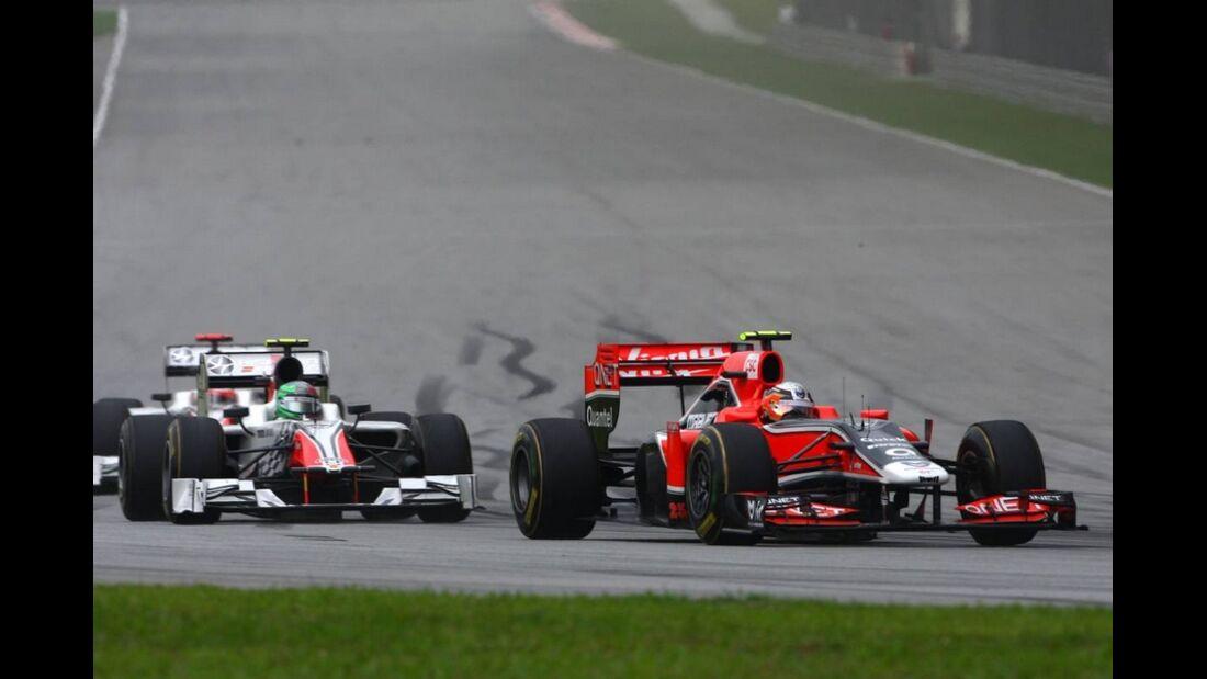 Ambrosio GP Malaysia 2011 Formel 1