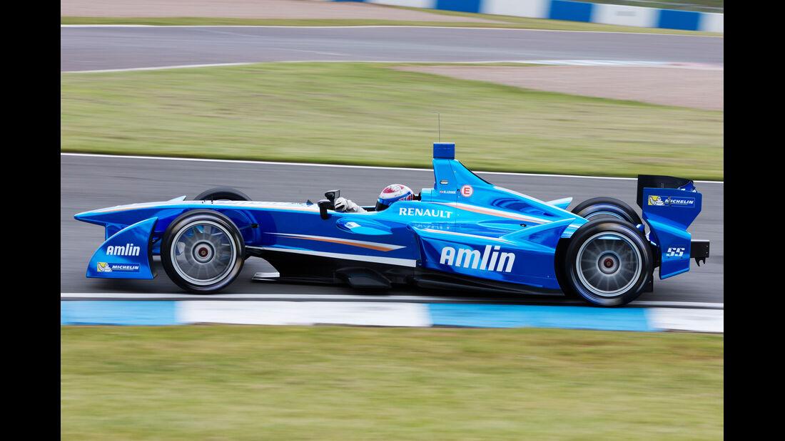 Amlin Aguri - Formel E 2014