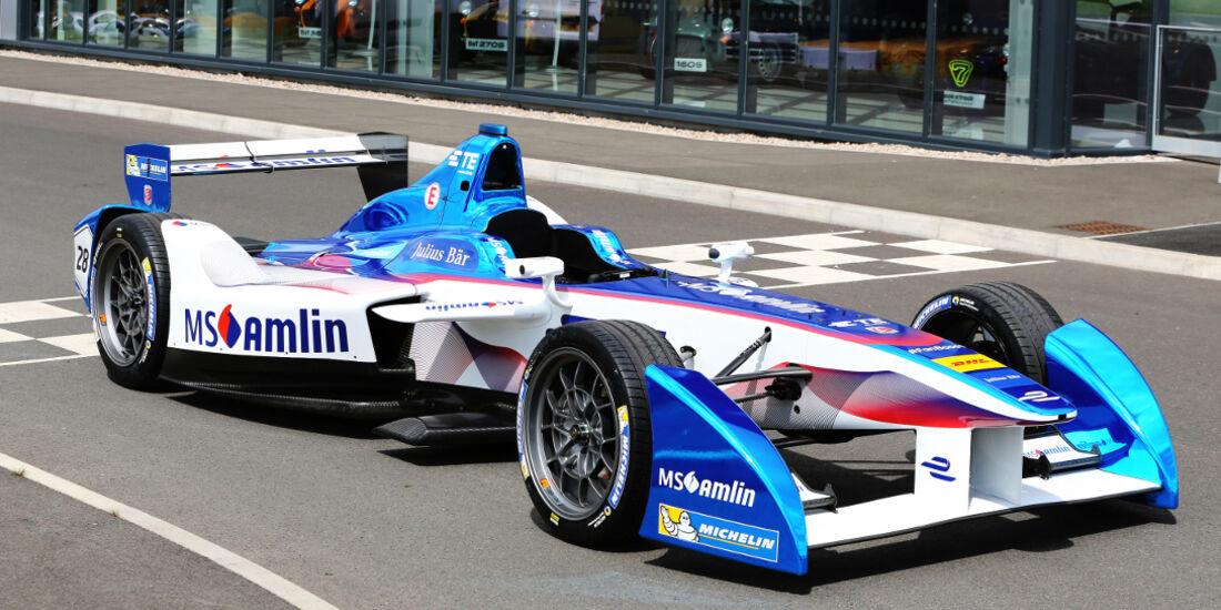 Amlin Andretti - Formel E - 2016