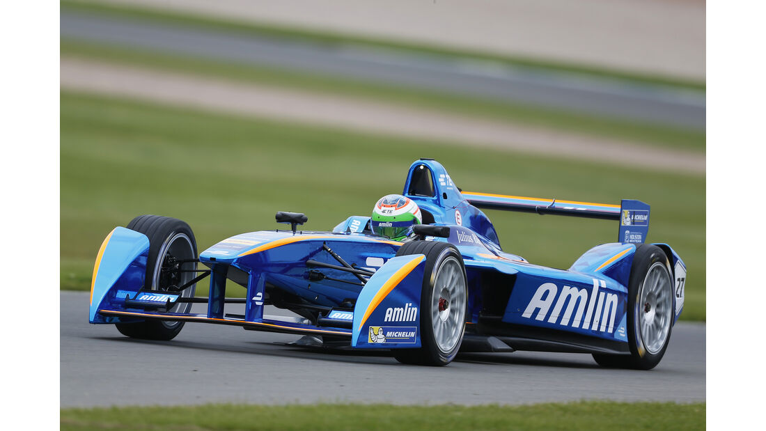 Amlin - Formel E 2015