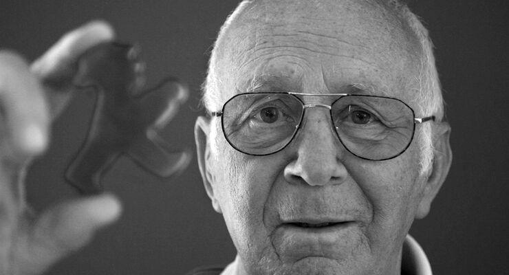 Ampelmännchen-Erfinder Karl Peglau