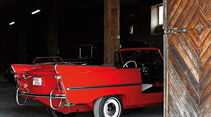 Amphicar 770, Heck, Garage