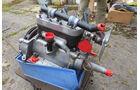 An Austin 7 Engine