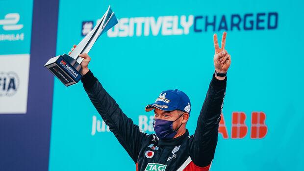 André Lotterer - Berlin - Formel E - 2020 - Rennen 1