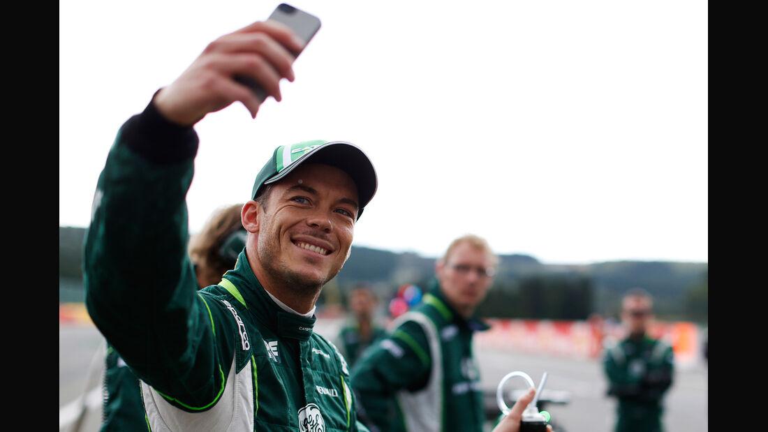 André Lotterer - GP Belgien 2014