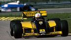 Andrea De Cesaris - Minardi M185B - Rio 1986