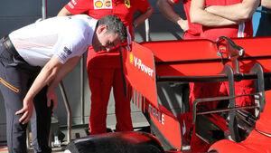 Andrea Stella - McLaren - GP Australien 2020