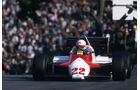 Andrea de Cesaris - GP Europa 1983 - Alfa Romeo