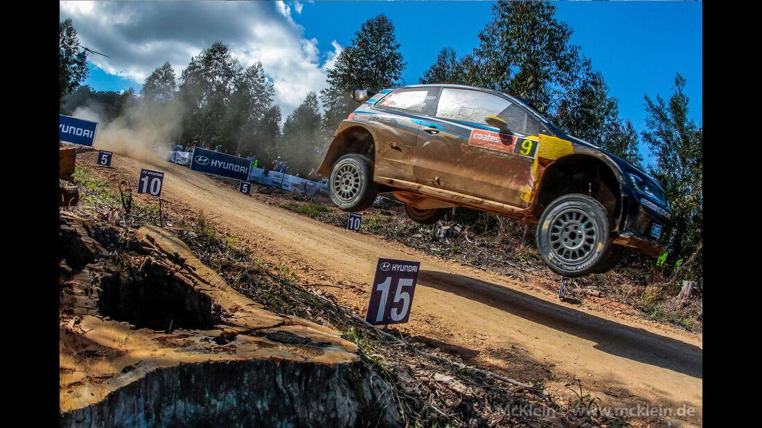 Andreas Mikkelsen - Rallye Australien 2015