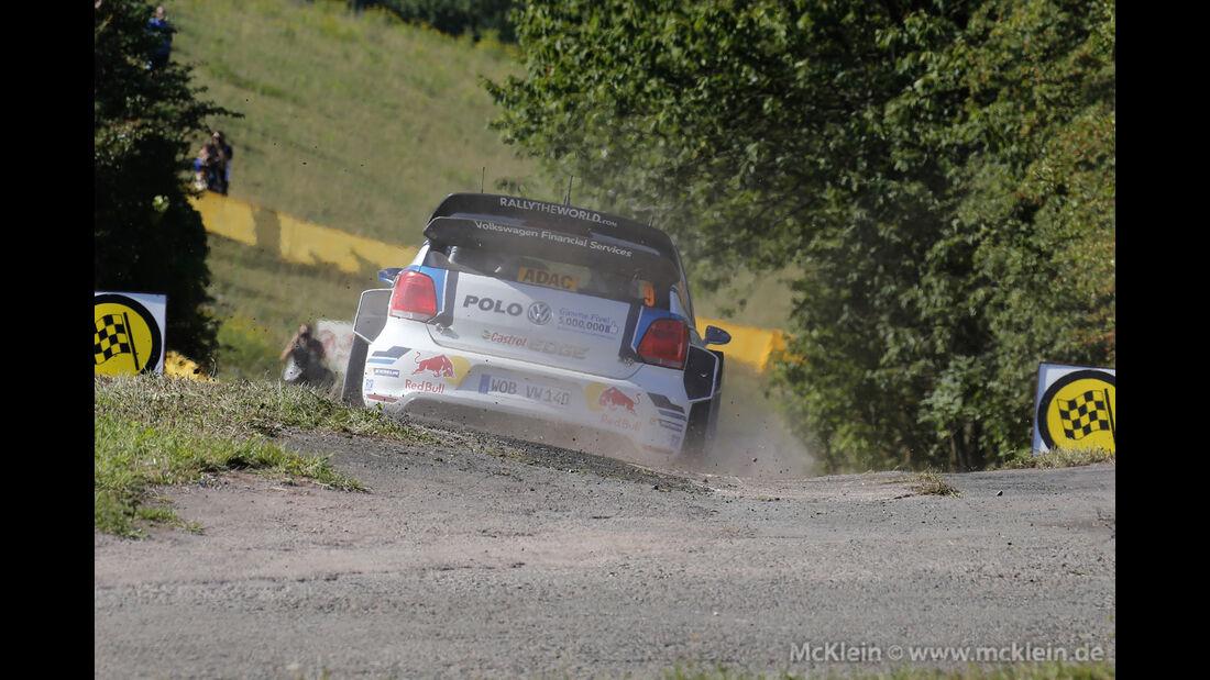 Andreas Mikkelsen - Rallye Deutschland 2015