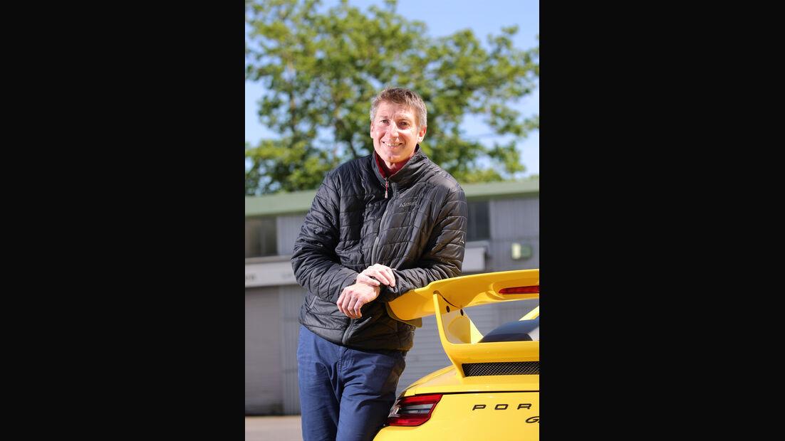 Andreas Preuninger Porsche 911 GT3