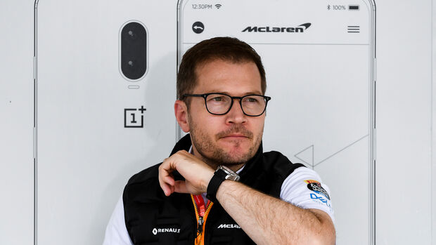 Andreas Seidl - GP Japan 2019
