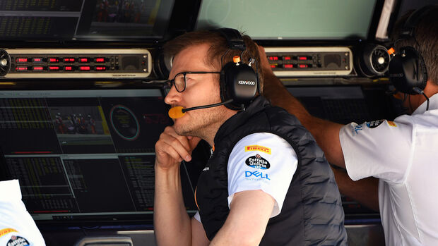 Andreas Seidl - GP Spanien 2019