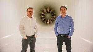 Andreas Seidl & James Key - McLaren - Fabrik 2019
