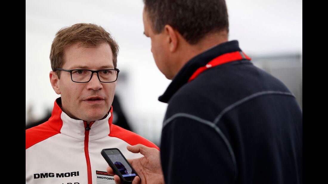 Andreas Seidl - Porsche - WEC